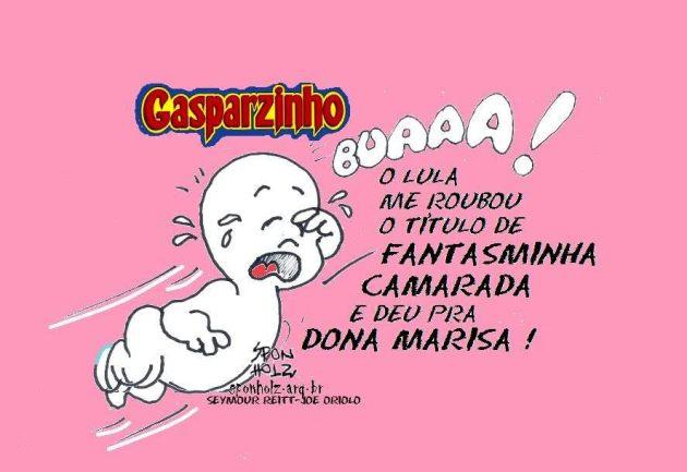 000 Gasparzinho perdeu o título