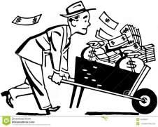 carrinho-de-mão-do-dinheiro-42093837.jpg